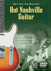 Getting the Sounds: Hot Nashville Guitar