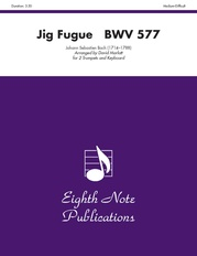 Jig Fugue, BWV 577