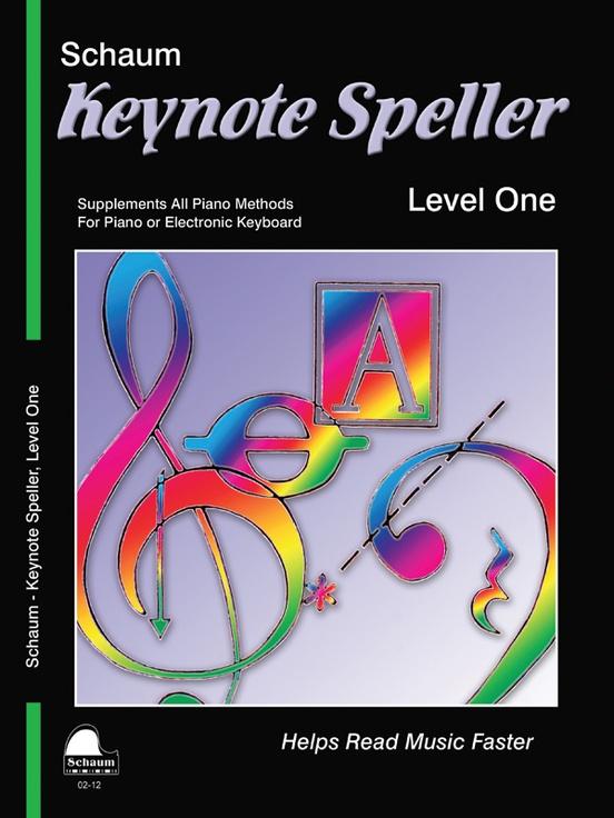 Keynote Speller, Level 1