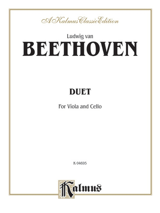 Duet for Viola and Cello