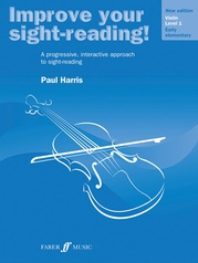 Improve Your Sight-Reading! Violin, Level 1 (New Edition)