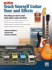 Alfred's Teach Yourself Guitar Tone and Effects