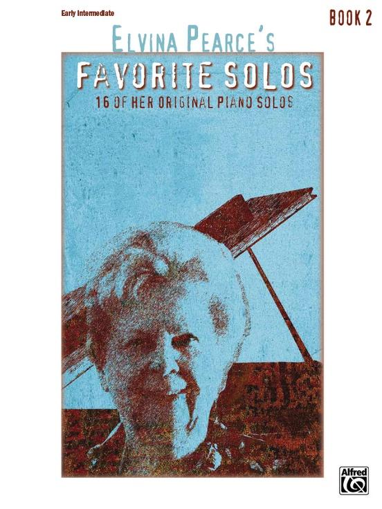 Elvina Pearce's Favorite Solos, Book 2