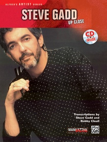 Steve Gadd: Up Close