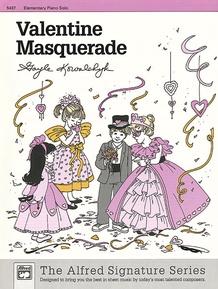 Valentine Masquerade