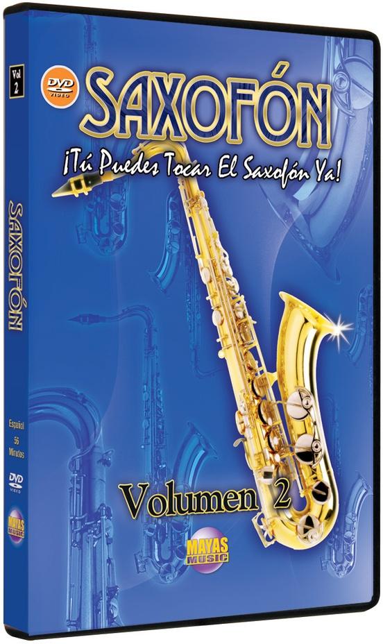 Saxofón Vol. 2