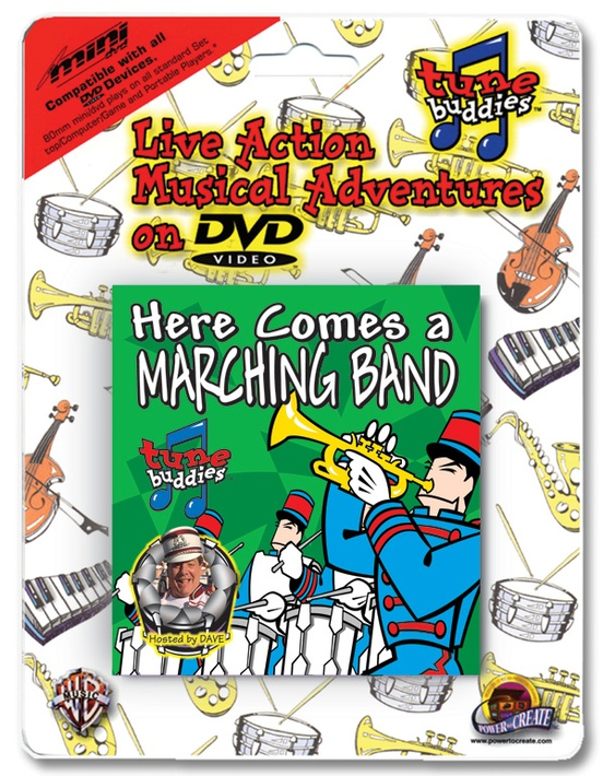 Tune Buddies™: Here Comes a Marching Band