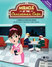 Miracle at the Christmas Café