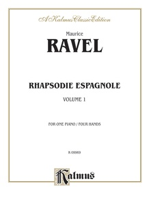 Rhapsodie Espagnole, Volume I
