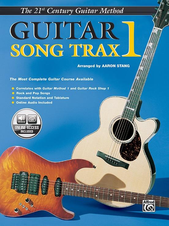 Belwin's 21st Century Guitar Song Trax 1