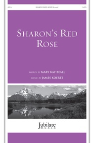 Sharon's Red Rose