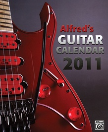 Alfred's Guitar Calendar 2011