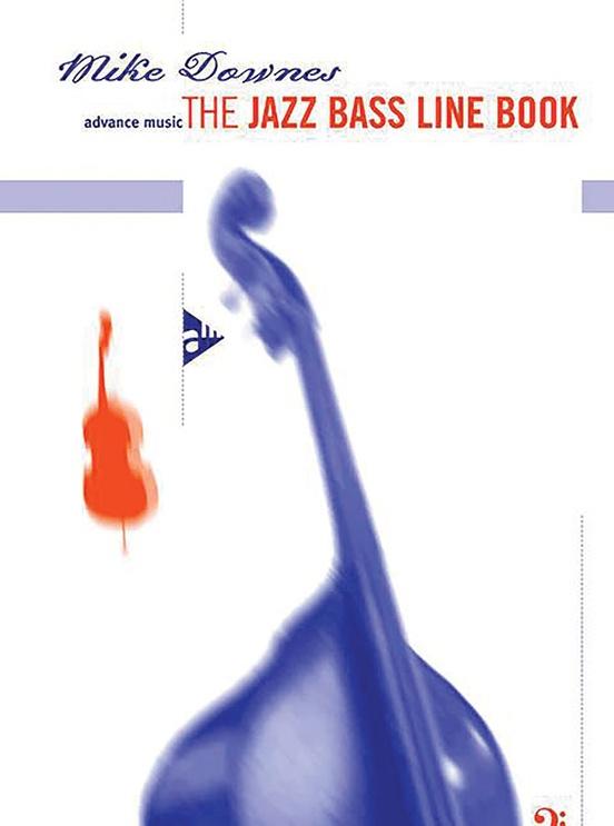 The Jazz Bass Line Book