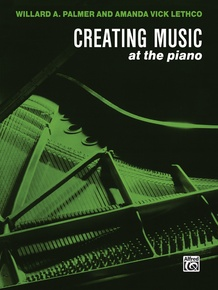 Creating Music at the Piano Lesson Book, Book 4