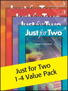 Just for Two Books 1-4 (Value Pack)