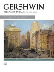 Gershwin, Rhapsody in Blue (Solo Piano Version)