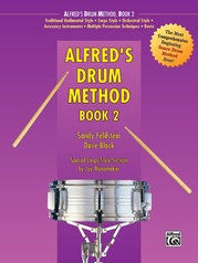 Alfred's Drum Method, Book 2