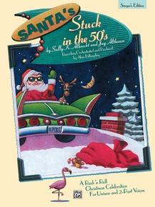Santa's Stuck in the 50's