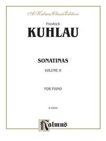 Sonatinas, Volume II