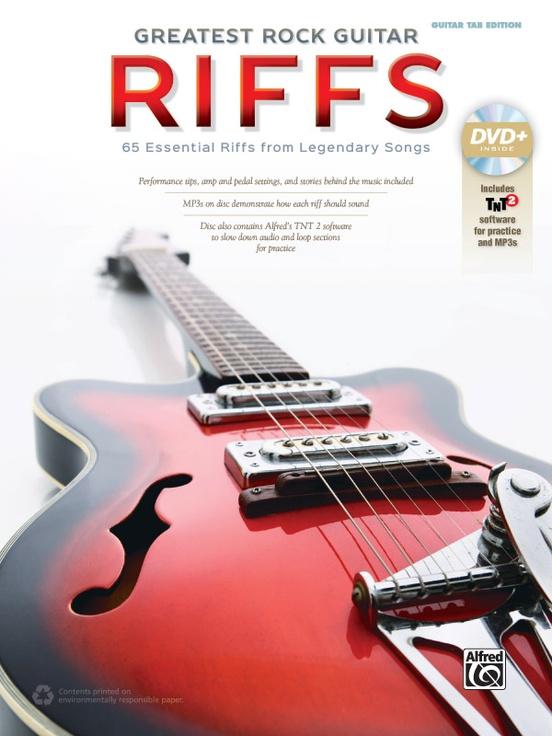 Greatest Rock Guitar Riffs