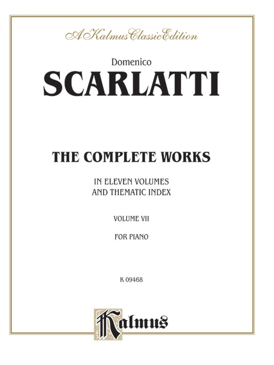 The Complete Works, Volume VII (In Eleven Volumes and Thematic Index)