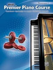 Premier Piano Course, Technique 5