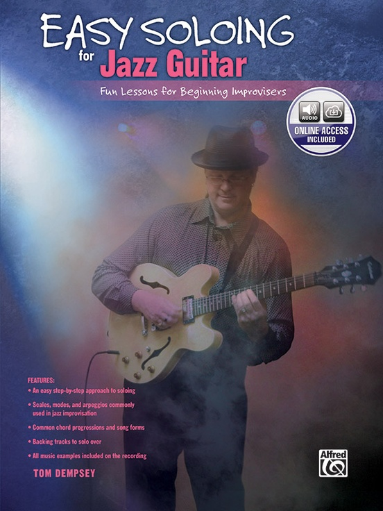 Easy Soloing for Jazz Guitar