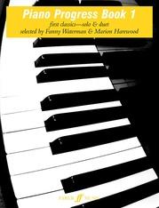 Piano Progress, Book 1