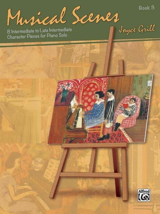 Musical Scenes, Book 3
