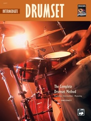 The Complete Drumset Method: Intermediate Drumset