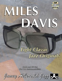 Jamey Aebersold Jazz, Volume 7: Miles Davis
