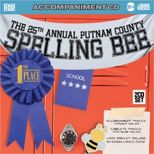 Songs from The 25th Annual Putnam County Spelling Bee