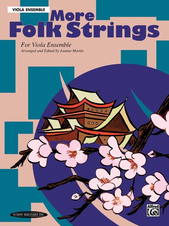 More Folk Strings for Ensemble
