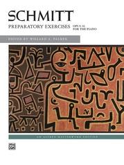 Schmitt, Preparatory Exercises, Opus 16
