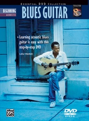 The Complete Acoustic Blues Method: Beginning Acoustic Blues Guitar