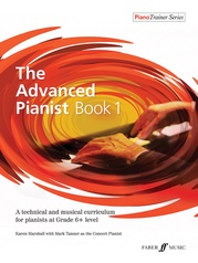 The Advanced Pianist, Book 1