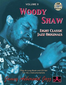 Jamey Aebersold Jazz, Volume 9: Woody Shaw