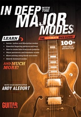 Guitar World: In Deep with the Major Modes