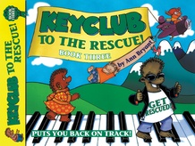 Keyclub to the Rescue, Book 3