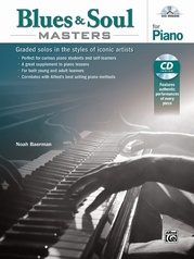 Blues & Soul Masters for Piano