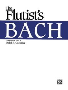 The Flutist's Bach