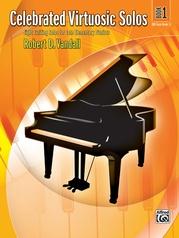 Celebrated Virtuosic Solos, Book 1