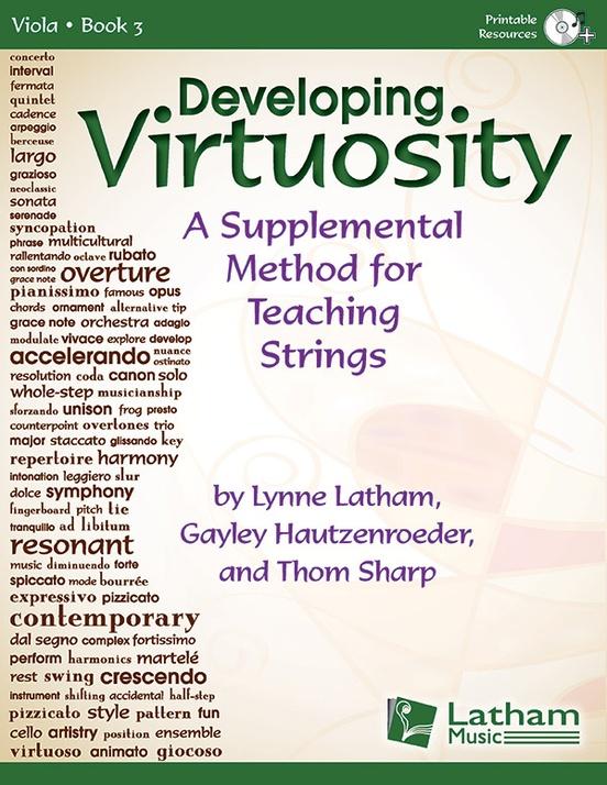 Developing Virtuosity bk. 3 - Viola