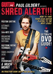 Guitar World: Paul Gilbert Presents Shred Alert!!!