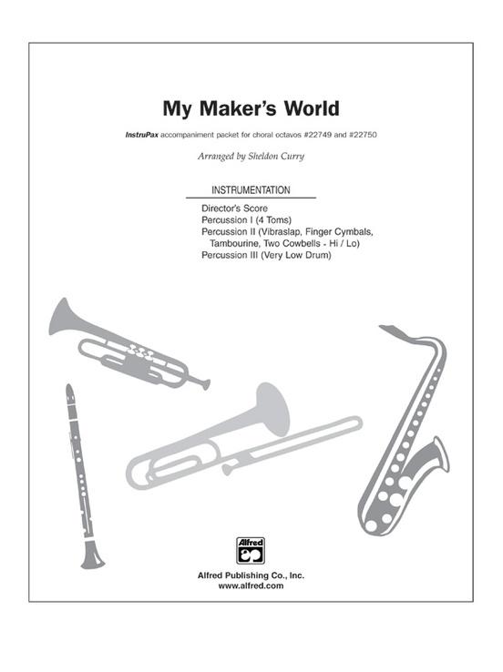 My Maker's World