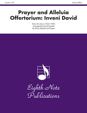 Prayer and Alleluia Offertorium: Inveni David