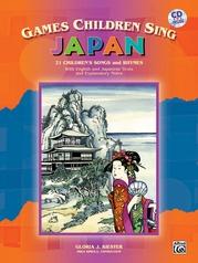Games Children Sing . . . Japan