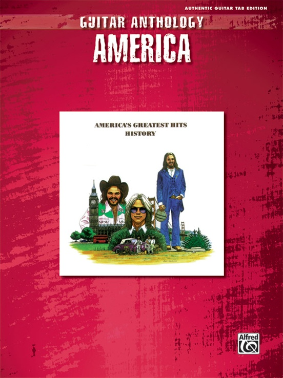 America: Guitar Anthology