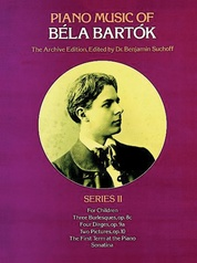 Piano Music of Béla Bartók, Series 2