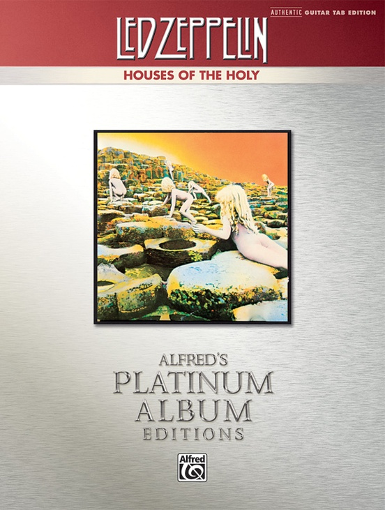 Led Zeppelin: Houses of the Holy Platinum Album Edition